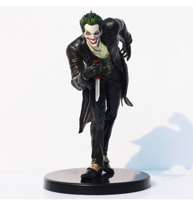 Action Figure The JOKER - Serie Arkham Origins Batman - Senza Scatola