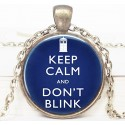"Collana di Tennant ""Don't Blink"" - Doctor Who"