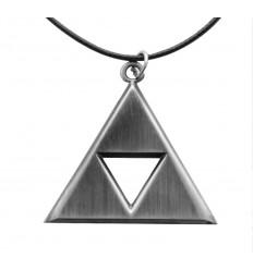 Collana simbolo della Triforza di Zelda