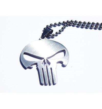 Collana Teschio Simbolo di The Punisher - Marvel