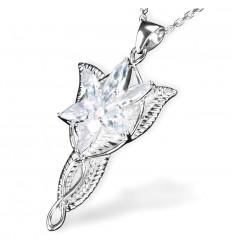 Collana Stella del Vespro di Arwen - Elven Star - Il Signore degli Anelli