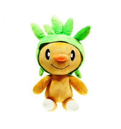 Pokemon Go - CHESPIN pupazzo di peluche di qualità - High Quality Toy