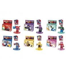 Set LEGO compatibili - Big Hero 6 - set da 6