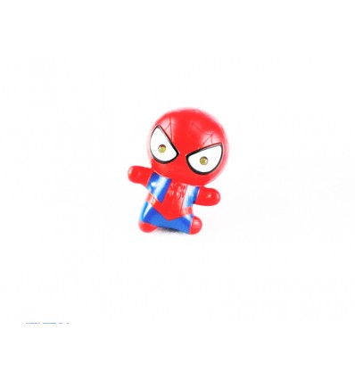 Portachiavi Luminoso Spiderman - Luci e Suoni - Sound e Light - Marvel - High Quality Keychain