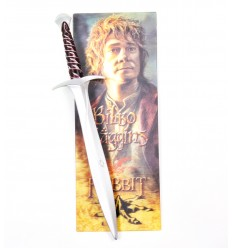 Noble Collection - Penna Spada PUNGOLO di Bilbo Baggins - Lo Hobbit - Lord of the Rings NN1217