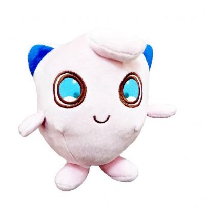 Pokemon Go - JIGGLYPUFF BABY pupazzo di peluche di qualità - Pokedoll High Quality Toy