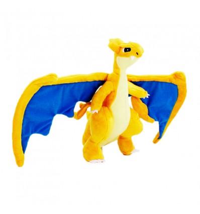 Pokemon Go - CHARIZARD Piccolo - pupazzo di peluche di qualità - Pokedoll High Quality Toy