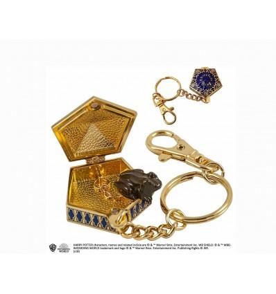 Noble Collection - Portachiavi Cioccorana - ChocolateFrog  - Mielandia - Harry Potter NN7229