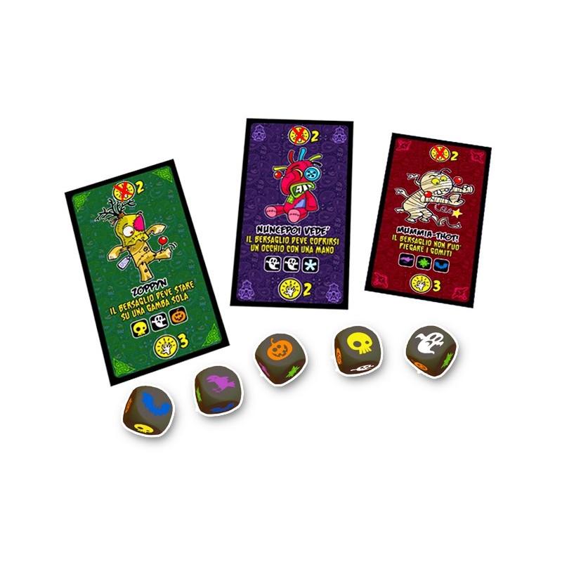 Red glove vud espansione ninja vs pigmei 15 di sconto bazarpro - Voodoo gioco da tavolo ...