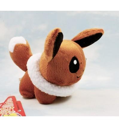 Pokemon Go - EEVEE pupazzo di peluche di qualità - Pokedoll High Quality Toy