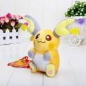 Pokemon Go - RAICHU pupazzo di peluche di qualità - Pokedoll High Quality Toy