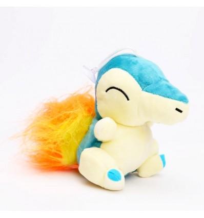 Pokemon Go - CYNDAQUIL pupazzo di peluche di qualità - Pokedoll High Quality Toy
