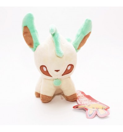 Pokemon Go - LEAFEON pupazzo di peluche di qualità - Pokedoll High Quality Toy