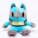Pokemon Go - LUCARIO pupazzo di peluche di qualità - Pokedoll High Quality Toy