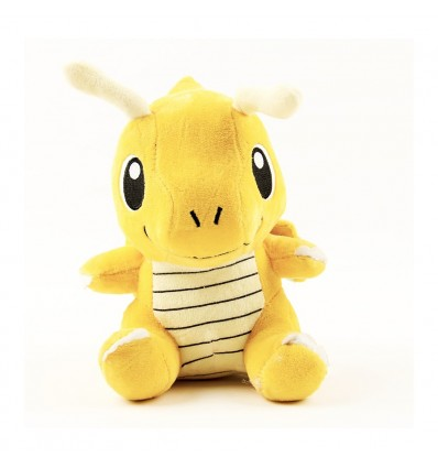 Pokemon Go - DRAGONITE pupazzo di peluche di qualità - Pokedoll High Quality Toy