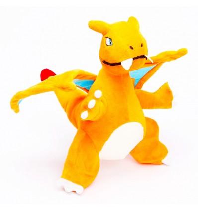 Pokemon Go - CHARIZARD pupazzo di peluche di qualità - Pokedoll High Quality Toy