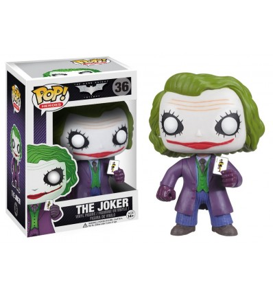 Funko Pop: JOKER versione Heath Ledger - DC Comics #36